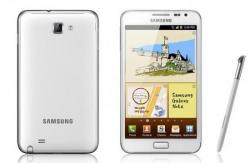 SAMSUNG N7000 GALAXY NOTE GSM UNLOCKED QUADBAND PHONE (WHITE)