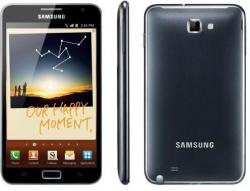 SAMSUNG N7000 GALAXY NOTE GSM UNLOCKED QUADBAND PHONE (BLUE)