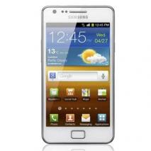 SAMSUNG i9100 GALAXY S II 16GB QUAD BAND UNLOCKED GSM PHONE (WHITE)