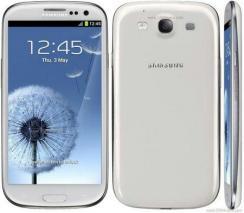 SAMSUNG I9300 GALAXY S III 16GB QUADBAND UNLOCKED PHONE (WHITE)
