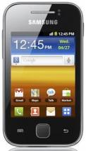 SAMSUNG S5360 GALAXY Y (Young) GSM UNLOCKED QUADBAND PHONE With 4 Faceplate
