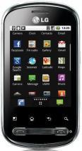 LG P350 OPTIMUS ME ANDROID QUADBAND GSM UNLOCKED PHONE