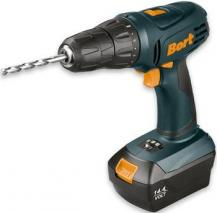 Bort BO-BAB14Ux2DK (Germany) Cordless Drill/Driver for 230 Volt/ 50 Hz