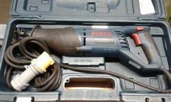 Bosch GSA1100E Professional Sabre Saw for 220-240Volt 50/60Hz