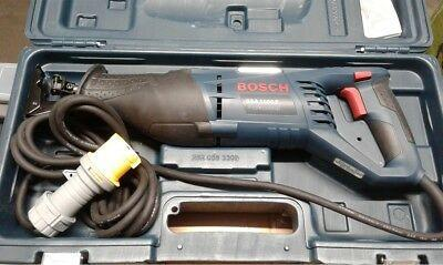 Bosch GSA1100E Professional Sabre Saw for 220-240Volt 50/60Hz
