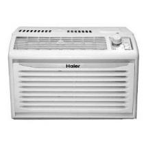 Haier HWF05XCK-E 5,200 BTU WINDOW AIR CONDITION Mechanical Control FACTORY REFURBISHED (FOR USA)