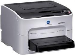 Konica-Minolta KM1650EN-INT  Magicolor Compact Color Laser Network Printer for 230 Volt/ 50-60 Hz
