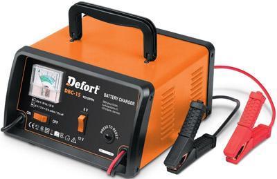 Defort DE-DBC15 Battery Charger for 230 Volt/ 50 Hz