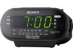 Sony ICF-C318 Alarm Clock for 220 Volt 50 H