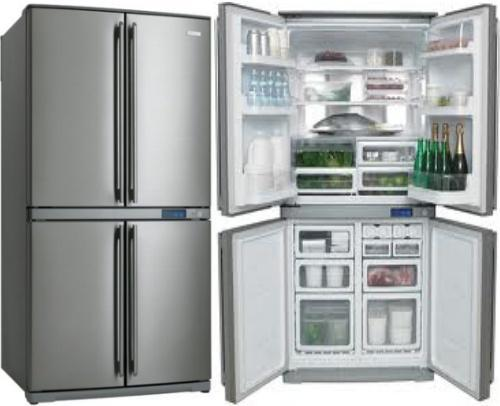 Frigidaire Fqe6307sae New Design 4 Door Refrigerators