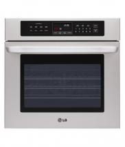 LG LWS3010ST 4.7 cu. ft. Single Wall Oven FACTORY REFURBISHED (FOR USA ONLY)