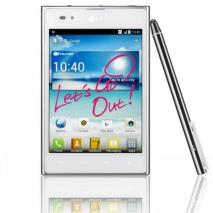 LG P895 Optimus Vu Android 32gb Unlocked Gsm Phone White