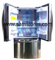 LG LFX31945ST 30.7 Cu Ft Super Capacity 3 Door French Style Refrigerator w/ Door In Door FACTORY REFURBISHED (FOR USA)