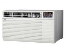 LG LT123HNR 12,000 BTU Thru-the-Wall Air Conditioner with Heating Option and Remote FACTORY REFURBISHED (FOR USA)