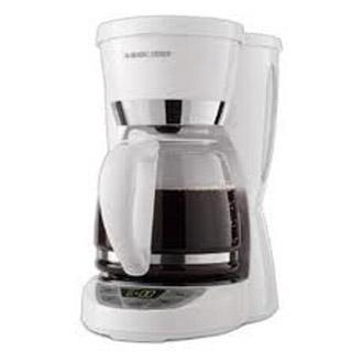 Black & Decker CM1050W 12-cup coffeemaker  for  110Volt 60Hz