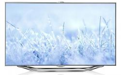 Samsung UA60ES8000 60 inches Multi-System 3D LED Smart TV with 4x Glasses