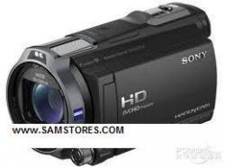 Sony HDRCX760E Flash Memory HD PAL Camcorder Black FOR 100-240VAC 50 60HZ