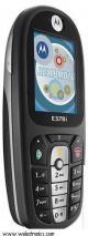 Motorola E378I triband unlocked GSM phone