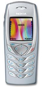 Nokia 6100 Triband Unlocked GSM Phone