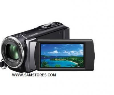 SONY HDRCX210 Handycam Video PAL Camera Black
