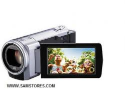 JVC GZE10 Full HD Everio Camcorder PAL Silver