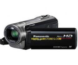 Panasonic HCV500E HD Camcorder PAL
