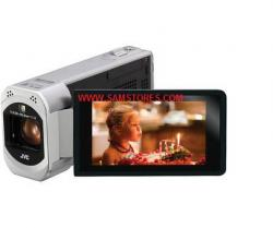 JVC GZVX700SE Full HD Everio Camcorder with WiFi PAL Silver