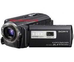 Sony HDRPJ600E 220GB Hard Disk Drive HD Camcorder with Projector PAL