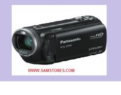 Panasonic HDCSD80 High Definition PAL Camcorder Black Red or Silver