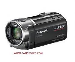 Panasonic HCV700E HD Camcorder PAL