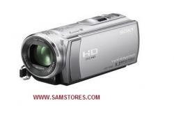 Sony HDRCX200E High Definition Handycam Camcorder PAL Silver