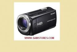 Sony PAL HDRCX250E Full HD Flash Memory Camcorder Black