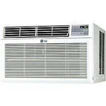 LG LWHD1006R 10,000 BTU Window Air Conditioner with Remote FACTORY REFURBISHED (FOR USA)