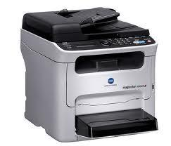 Konica Minolta 1690MF magicolor Multifunction Color Laser Printer