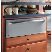 GE PKD915SMSS Profile 27 Warming Drawer with 1.7 cu. ft. Capacity FACTORY REFURBISHED FOR USA