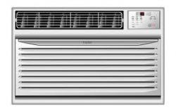 HAIER HTWR12VCK 12,000 BTU 9.4 EER Through-The-Wall Air Conditioner FACTORY REFURBISHED FOR USA