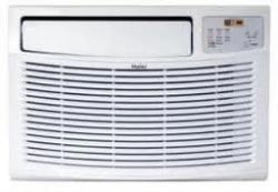 HAIER ESA418 18,000 BTU 10.7 EER Slide Out Chassis Air Conditioner FACTORY REFURBISHED FOR USA