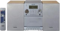 Sanyo DCDA1430 Stereo System 220 Volt only