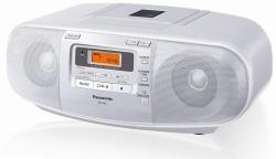 Panasonic RXD45GCS World Wide Voltage Boom Box RXD45GCS  110-220 Volts 50/60 Hertz