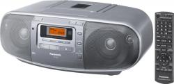 Panasonic RXD50GCS World Wide Voltage Boom Box 110-220 Volts 50/60 Hertz