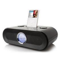 Coby CSMP125 Dual Alarm/Clock Radio with iPod Docking System