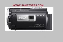 Sony HDRPJ260VE HD Flash Memory PAL Camcorder with Projector