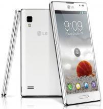 LG P768 Optimus L9 3G Android Quadband Unlocked GSM Phone (SIM Free): White