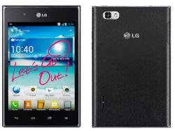 LG P895 Optimus Vu Android 32gb Unlocked Gsm Phone (SIM Free): Black