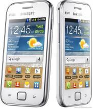 Samsung S6802 Galaxy Ace Duos Dual SIM Quadband Unlocked GSM Phone (SIM Free): white
