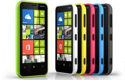 Nokia 620 Lumia Quadband 3G HSDPA GPS Quadband Unlocked GSM Phone (SIM Free): PINK