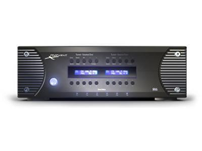 PROFICIENT M6_ 6 Zone Audio Controller. dual Tuners 6 Sources 12 Channel 110 Volts for USA use ONLY
