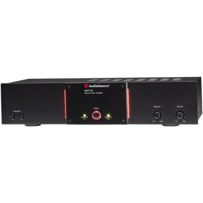 AUDIOSOURCE AMP102 AS 50 Watt Stereo Power Amplifier 150 Watts at 8 Ohm Bridge 110 Volts for USA use ONLY