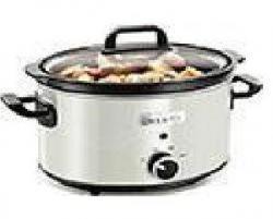 Crock-Pot SCV400PY New Design Slow Cooker 230-240 Volt/ 50 Hz