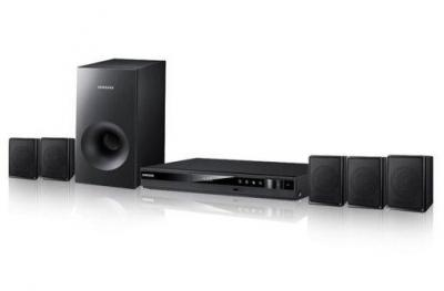 Samsung HTE330K Code Free Home Theater System 110-220 Volts